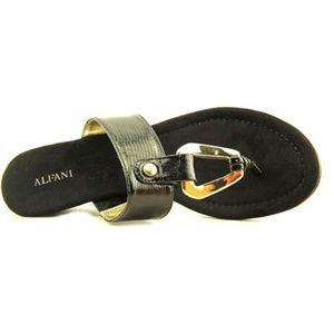 Like NEW Alfani Forray Open Toe Sandal